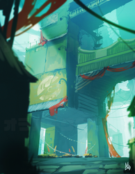 Market Tower by AuraHACK