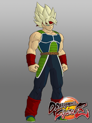 DBFZ Bardock SSJ for XPS by KSE25