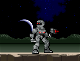 ROM: Spaceknight by OneCallGat