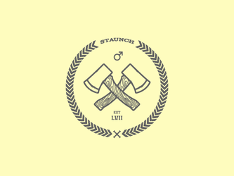 Staunch axe by Royds