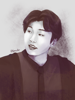 Happy Birthday Jungkook ! by ArtOfAyanami