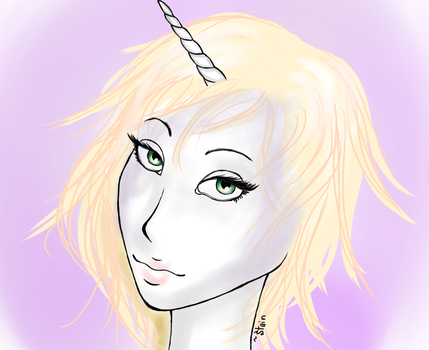 No Name Sweetie gift art by KatarineVanDeath