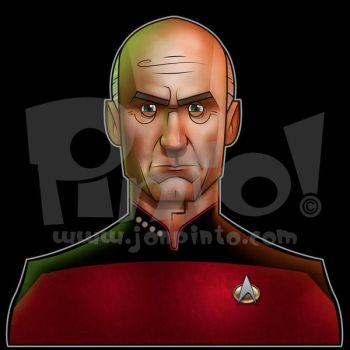 Picard by jonpinto