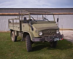 Mercedes Military Truck by Stig2112