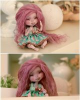 Turquoise lilac by Bluoxyde