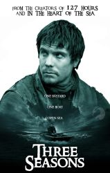 Gendry movie spin-off poster by ZacharyFeore