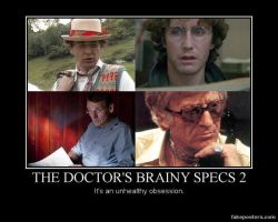 The Doctor's Brainy Specs 2 MP by RoseBadWolfTyler