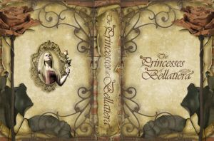 Princess of Bellatiera Book Cover - Sold by Thy-Darkest-Hour