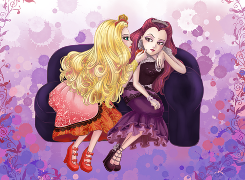Ever After High by spirit741013