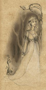 The Lady of Rivendell by Achen089