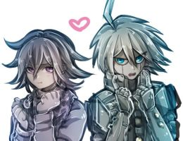 Ouma and Ki-bo 2 by riyuta