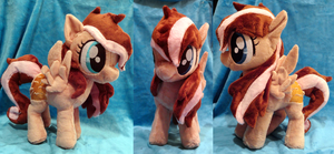 Doodles Plush by Cryptic-Enigma