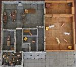 All the World's meat ground floor overview by MrVergee
