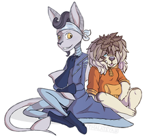 Felix n Stella by Thalateya