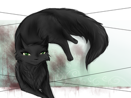 Born To Die (Hollyleaf v.3) by Amerikat
