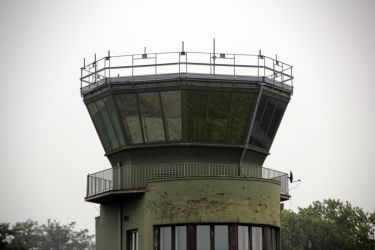 Airfield Tower by Risen-From-The-Ruins