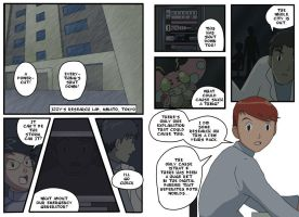 Digimon 2.5: Pages 11 and 12 by CherrygirlUK19