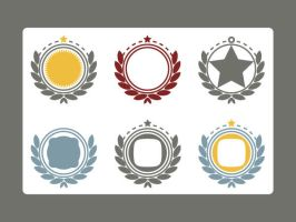Vector Ornaments Frames by Undesigns