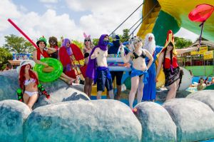 BARON CALL! - League of Legends Pool Party by ShiVoodoo