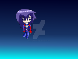 Kyogre!Kirishima Shouko by AnimeArtist154ever