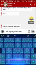 auto-correct fail!  by Dumbrarere