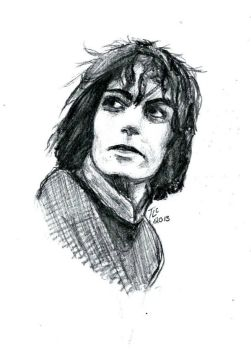 Syd Barrett by from-pluto