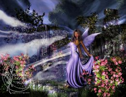 An Enchanted Evening by Gina-Marie