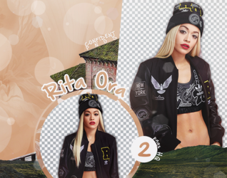 Pack Png 1131 - Rita Ora by confidentpngs