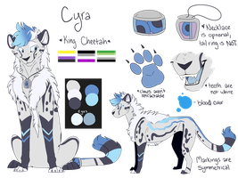 Cyra Ref Sheet (Updated) by Shadow-Arts-1128