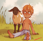 Sheep by chaoswalks