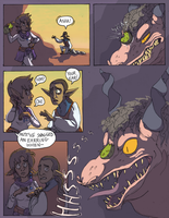 Tooth of the Worm - P7 by KelpGull