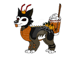 Pumpkin Spice PupPoppies - [Closed] by StoneSavage