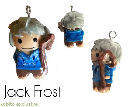 Jack Frost charm by Kobito-on-DA