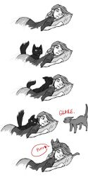 Catnap-Catfight by SuperSorrel007