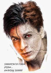 SRK ALL THE WAY by kitu123