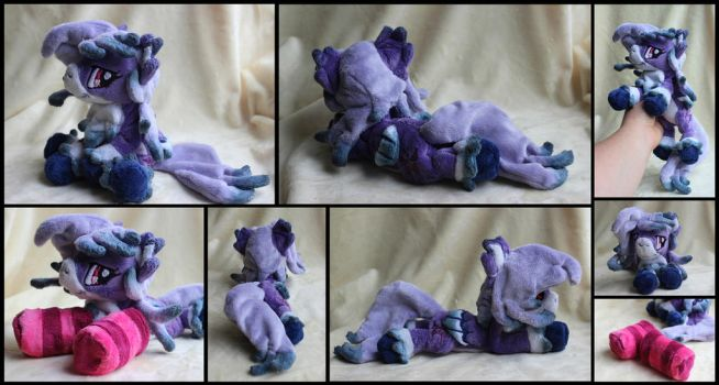 Skipperfly Custom Plush by Sonic-Spatula