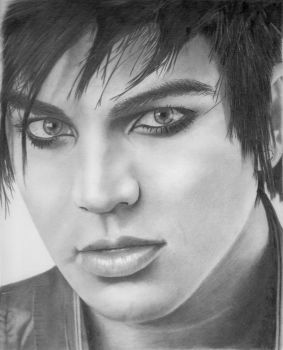 Adam Lambert by rhabyan