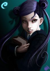 Hay Lin on Ravenclaw by andre-ma