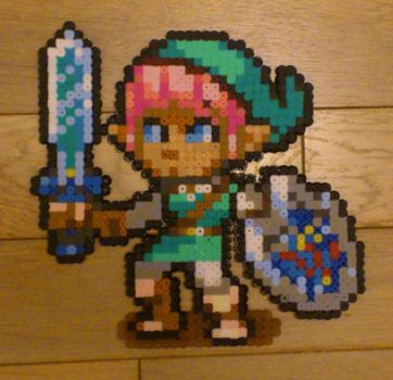 Link by acidezabs