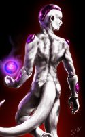Frieza by Spin-T