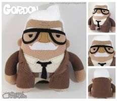 Commissioner Gordon by ChannelChangers