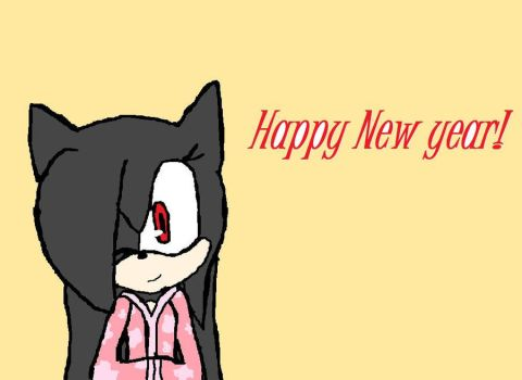 Happy New Year~! by 1StrawberryRose