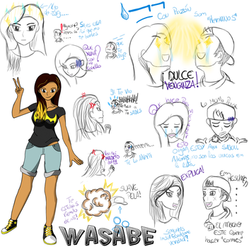 Wasabe Character Sheet by Liobraker
