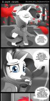 a rare crime. by Coltsteelstallion