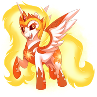 Daybreaker by The-Sacred-Rose