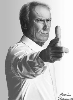 Clint Eastwood - 2011.06.28 by mzenek
