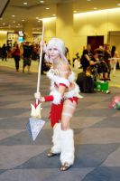 Holiday Nidalee Fan Expo 2015 #01 by Lightning--Baron