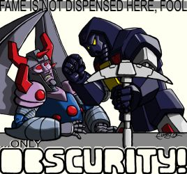 ONLY OBSCURITY! by Underbase