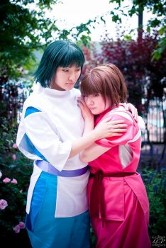 Spirited Away - Young love 3 by LiquidCocaine-Photos
