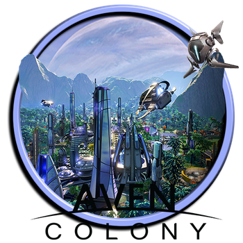 Aven Colony Game icon by oufai